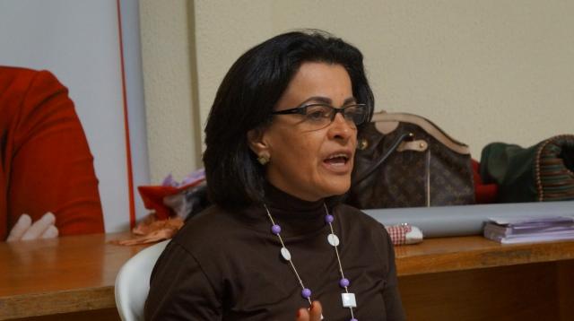 Antonia Passos de Araujo (Toninha), Secretaria Estadual das Mulheres, pede a expulsão do vereador Leslie dos quadros do PT
