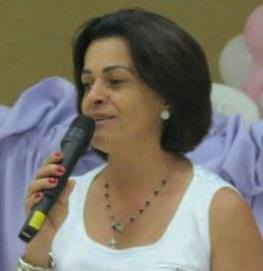 Antonia Passos Araujo - Toninha: Secretaria Estadual de Mulher  do PT/PR